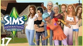 Let's Play: The Sims 3 Generations - (Part 17) - Boarding School