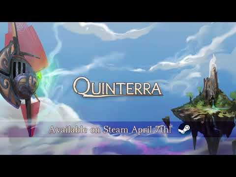 Quinterra Steam Early Access Trailer