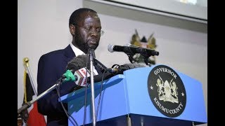 Court orders arrest of Nyong'o, sister - VIDEO