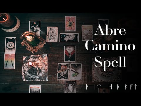 WitchCraft ~ ~ Abre Camino ~ ~ Opportunity  Spell