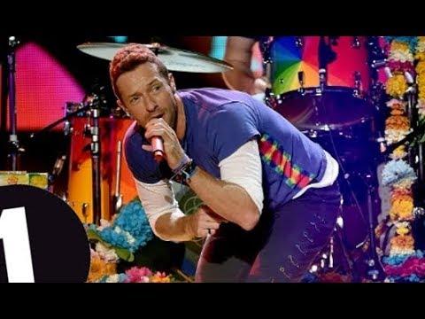 Coldplay at BBC Radio 1 Live 2016 (HD 720p)
