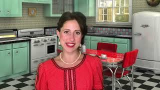 Juliettes 1950s Kitchen