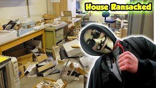 Doomsday H̵̖̺̝̝̭͍͌̑͒̋̑̄̐Ȃ̴̭̀̓̽͗͘Ċ̷̣̊Ḳ̷̢̧͚̘̮̻́E̸̡̨̽̕͝͠Ḑ̶̬̱͕̟̱͗́́̌  and our House was Ransacked