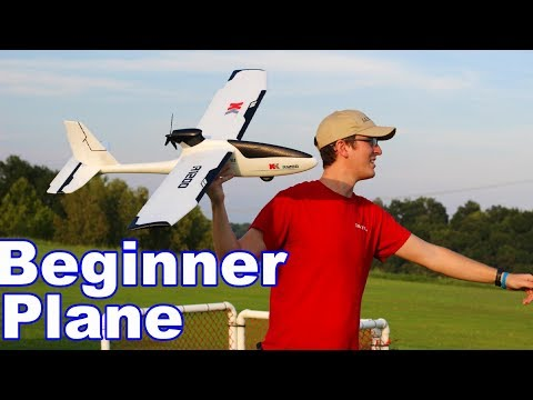 $150 RC Plane for Beginners with Flight Stabilization – XK A1200 RTF Airplane – TheRcSaylors