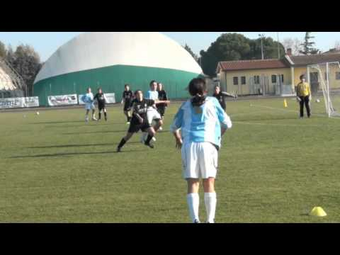Preview video Valdarno CF - Siena = 2 - 1