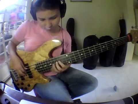 Earth, Wind & Fire - My Promise (bass cover)