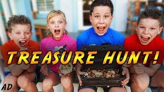 Treasure Hunt At Beaches Turks & Caicos