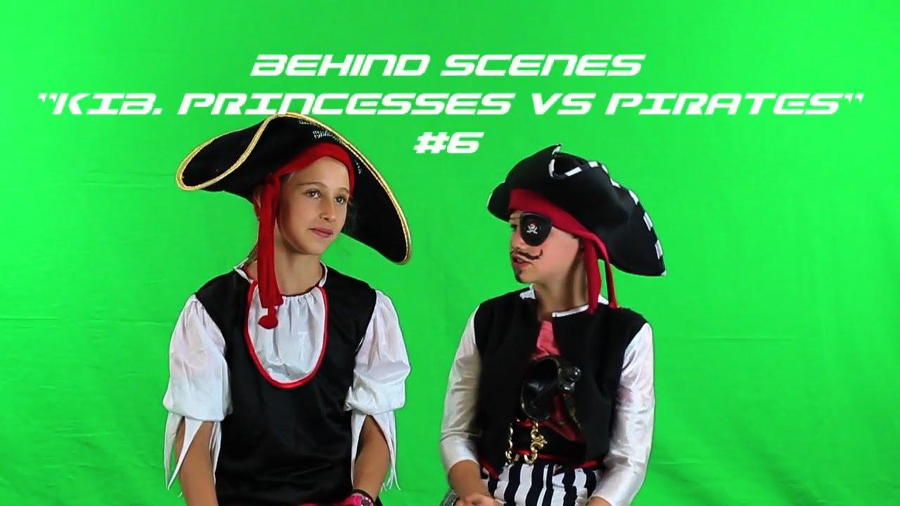 "Behind the Scenes: ""KIB. Princess VS Pirates"" #6"
