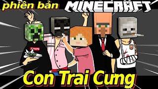 Con Trai Cưng  (Phiên Bản Minecraft) -  B Ray x Masew
