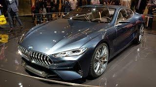 2018 BMW 8-Series Concept | -[BMW.view]- | Kholo.pk
