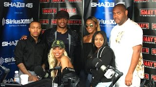 Cast Of Growing Up Hip-Hop Speak on Getting Disciplined by Their Famous Parents + New TV Show