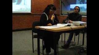 Diana Carolina Daza, poeta y editora