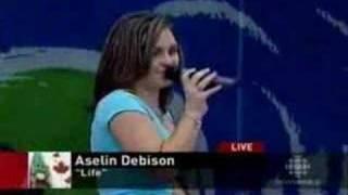 Aselin Debison Life Live