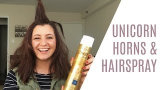 L'Oreal Elnett Satin Hairspray Review