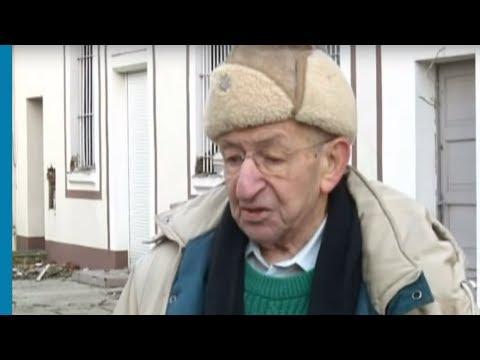 Исраэль Авирам рассказывает о молодёжном движении в Лодзинском гетто