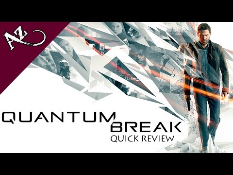 Quantum Break - Quick Game Review video thumbnail