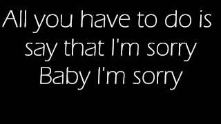 Sorry Ciara(Lyrics)