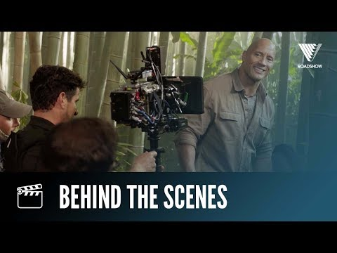 Rampage Behind The Scenes 2