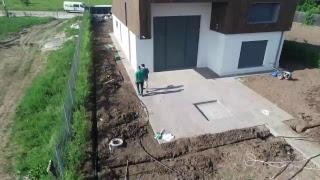 LIVE #casabuhnici - instalăm irigațiile 💦 🌸 🍃
