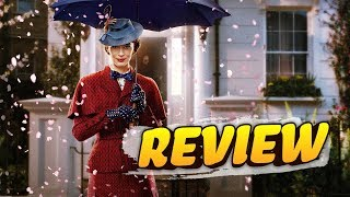 Mary Poppins Returns - Review!