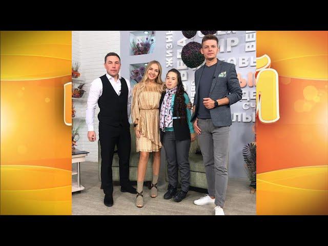 Гость программы «Новый день» Надежда Прокопьева