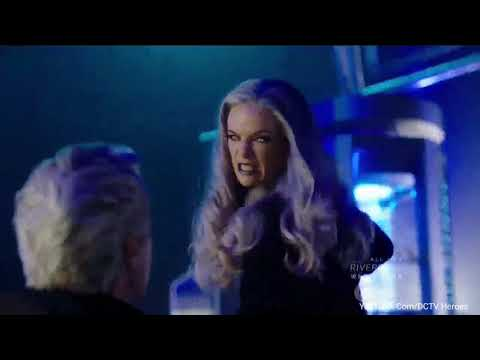 The Flash 5x06 Killer Frost IS BACK AND FIGHTS HER FATHER!!!!