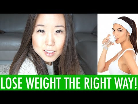 Video How to lose weight the healthy way!