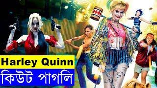 Birds of Prey: Harley Quinn Movie explanation In Bangla Movie review In Bangla  Random Video Channel