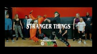 Joyner Lucas & Chris Brown - Stranger Things (Choreography)