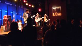 "Josh Rouse - ""It's the Nighttime"" at the World Cafe Live in Philadelphia, 4/26/2013"