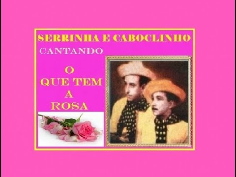 Música O Que Tem A Rosa