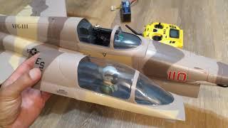 Freewing F5-N Tiger 2 ???? fpv setup!!!!