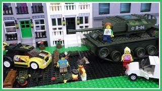 Lego Байки - Зомби Лэнд (Часть 1)