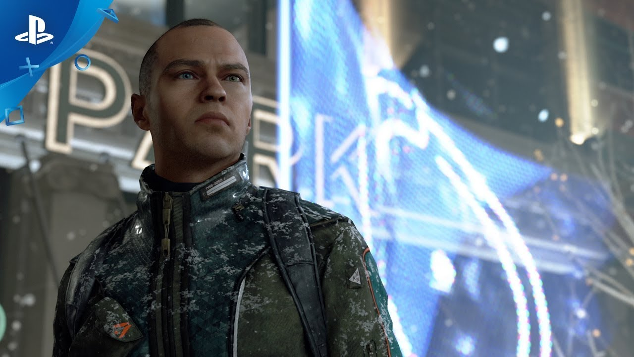 Detroit: Become Human Out Tomorrow on PS4