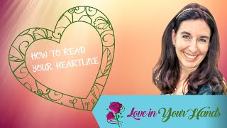 Youtube with Love in Your HandsHow to read your heart line and discover your emotional availability! sharing on Palm ReadingOnline DatingRelationshipFor finding my Soulmate