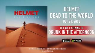 """Helmet - """"Drunk In The Afternoon"""" Preview"""