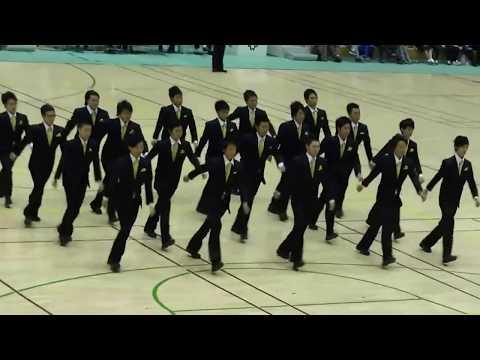 Màn tập diễu hành bá đạo của sinh viên Nhật (Japan)