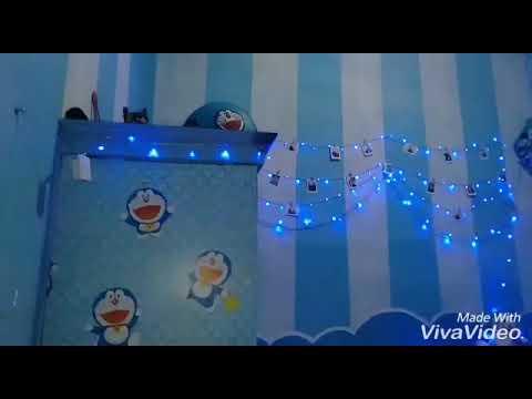 Ruang Belajar Siswa Kelas 10 Desain Kamar Tidur Sempit Doraemon