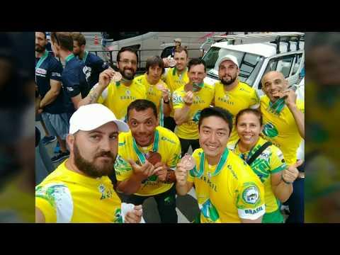 Rio Abaixo Rafting faz Juquitiba sentir orgulho no Mundial do Japão 2017 e traz medalha para a Cidade