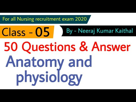 anatomy physiology question and answers I anatomy physiology quiz for nurses