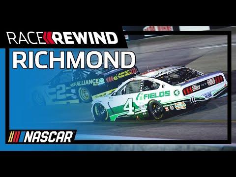 NASCAR フェデレーテッド・オート・パーツ400 (リッチモンド・レースウェイ)15分のダイジェストでみるハイライト動画