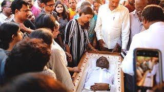 Director Mahendran's Funeral Video | RIP Mahendran