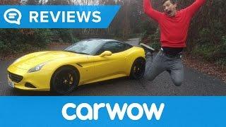 Ferrari California T 2017 review | Mat Watson Reviews