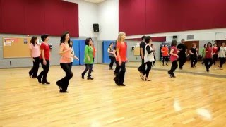 Three Beers To Mexico - Line Dance (Dance & Teach in English & 中文)