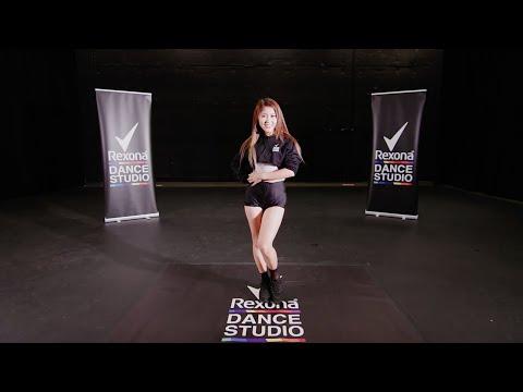 """""""Legends"""" #NOWMOVE Dance Tutorial - Heyoon with #RexonaDanceStudio"""