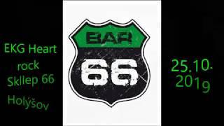 Video Ekg Heart rock   Bar 66 Holýšov 25 10 2019