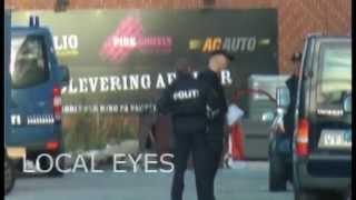 preview picture of video 'Bandekrig: Politiet ransager rockerborg på Amager'