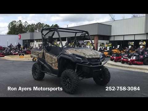 2020 Honda Pioneer 1000 Deluxe in Greenville, North Carolina - Video 1
