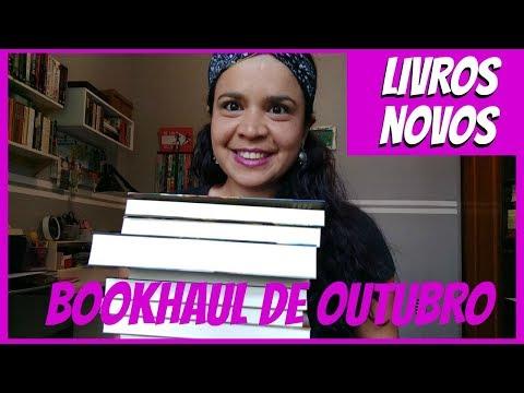 BOOKHAUL DE OUTUBRO