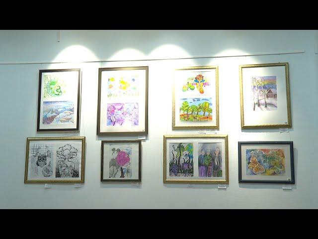 «Мир графики» глазами ангарских художников